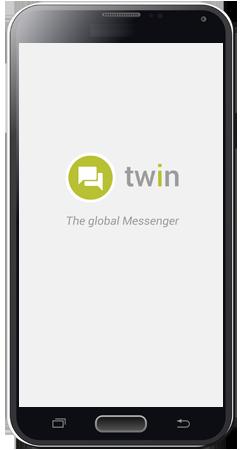 TWIN app launcher.