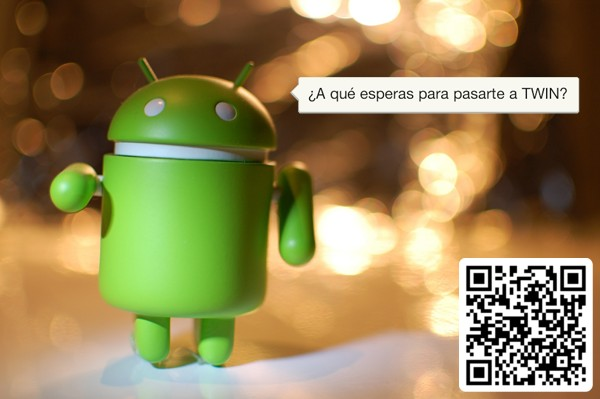 Descargar TWIN Messenger para Android